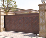 庭院铜门402