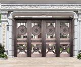 庭院铜门401